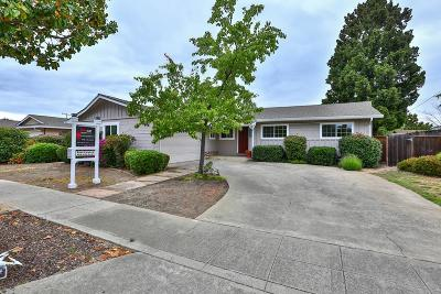 Sunnyvale Single Family Home For Sale: 1013 Payette Ave
