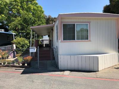 SAN JOSE Mobile Home For Sale: 2855 Senter Rd 41