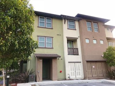 SAN JOSE Townhouse For Sale: 853 Berryessa Rd