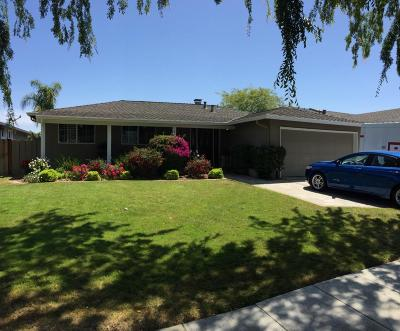 LOS GATOS Single Family Home For Sale: 1610 Elwood Dr