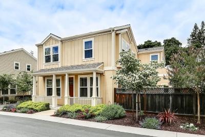LOS GATOS Single Family Home For Sale: 209 Creekside Village Dr