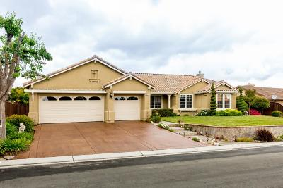 HOLLISTER Single Family Home For Sale: 914 Stone Bridge Trl