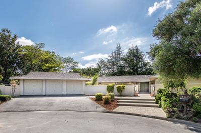SARATOGA Single Family Home For Sale: 13045 Palermo Ct