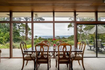 Pebble Beach Single Family Home For Sale: 4119 Crest Rd