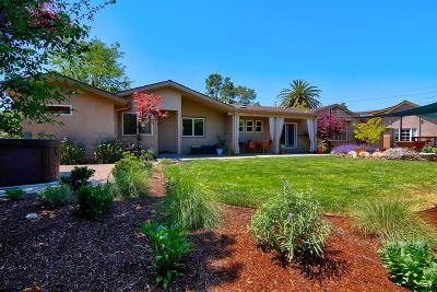 CUPERTINO CA Single Family Home For Sale: $3,288,000