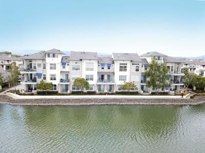 Redwood Shores Townhouse For Sale: 200 Baltic Cir 218