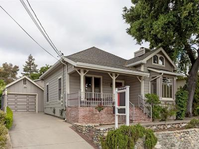Los Gatos Multi Family Home For Sale: 213 Edelen Ave