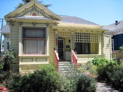 SAN JOSE Multi Family Home For Sale: 3rd St
