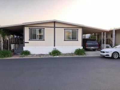 MORGAN HILL Mobile Home For Sale: 275 Burnett 34