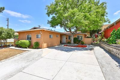 SAN JOSE Single Family Home For Sale: 4928 Snow Dr