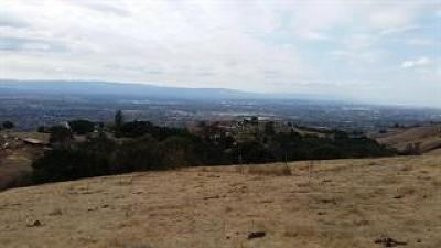Santa Clara County Residential Lots & Land For Sale: 0 Quimby Rd