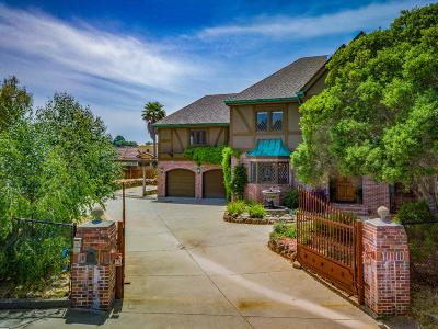Santa Cruz County Single Family Home For Sale: 286 Jaunell Rd