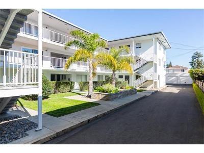 Santa Cruz County Condo For Sale: 328 Main St 7