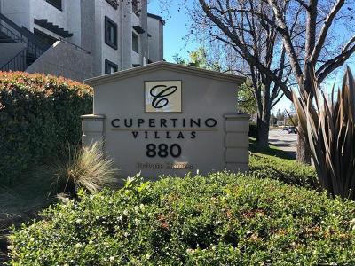 Sunnyvale Condo For Sale: 880 E Fremont Ave 410