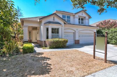 GILROY Single Family Home For Sale: 8883 Rancho Hills Dr
