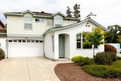 SANTA CRUZ Single Family Home For Sale: 102 Reed Way