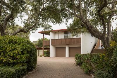 Monterey Single Family Home For Sale: 7 Sylvan Pl