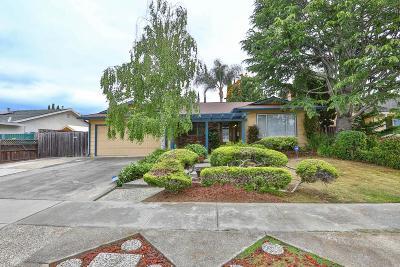 SAN JOSE CA Single Family Home For Sale: $1,150,000