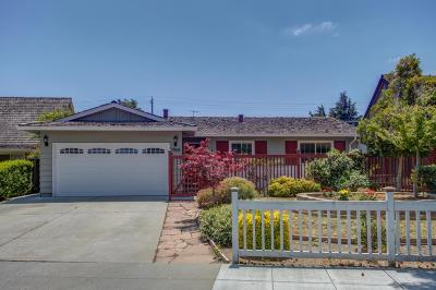 SAN JOSE Single Family Home For Sale: 3968 Freed Ave