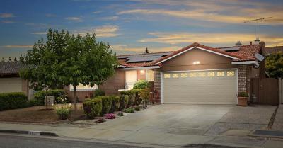 SAN JOSE CA Single Family Home For Sale: $1,100,000