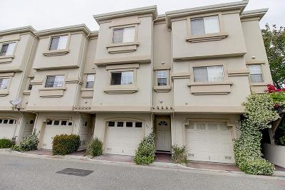 SUNNYVALE Townhouse For Sale: 997 Wisteria Ter