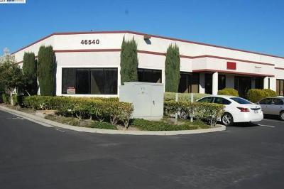 Fremont Commercial/Industrial For Sale: 46540 Fremont Blvd 510