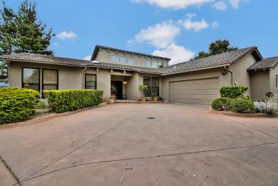 Carmel Valley Single Family Home For Sale: 13399 Middle Canyon Rd