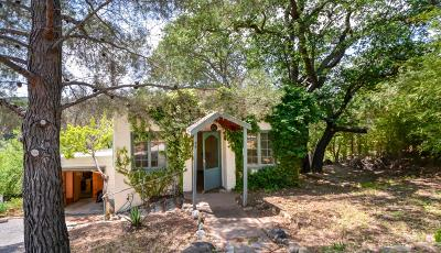 LOS GATOS Single Family Home For Sale: 55 Rogers St