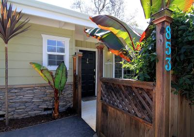 Soquel Single Family Home For Sale: 853 Old San Jose Rd