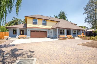 Santa Cruz Single Family Home For Sale: 3310 Winkle Ave
