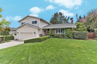 LOS GATOS Single Family Home For Sale: 504 Roxbury Ln
