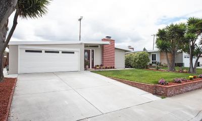 SANTA CLARA Single Family Home For Sale: 991 Las Palmas Dr