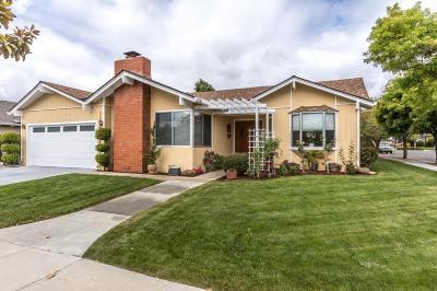 CUPERTINO Single Family Home For Sale: 10573 Cedar Tree Ct