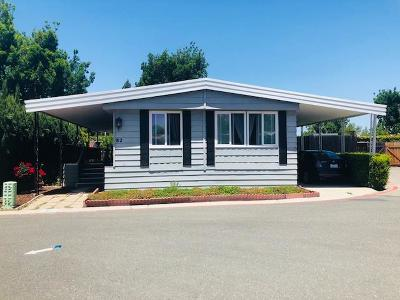SUNNYVALE Mobile Home For Sale: 1111 Morse Ave 82