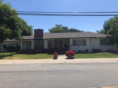 HOLLISTER Single Family Home For Sale: 1651 Cienega Rd