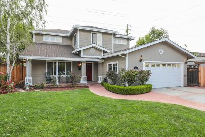 LOS GATOS Single Family Home For Sale: 269 Blossom Valley Dr