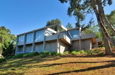 WOODSIDE Single Family Home For Sale: 133 Old La Honda Rd