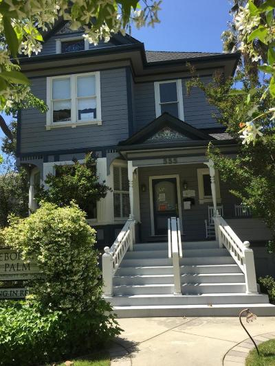 Rental For Rent: 555 Lytton Ave