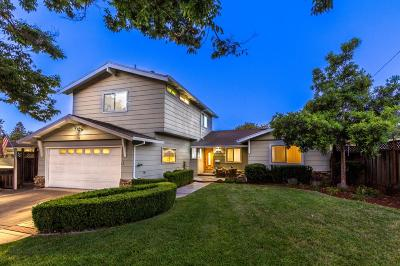 SAN JOSE Single Family Home For Sale: 1162 Forest Creek Dr