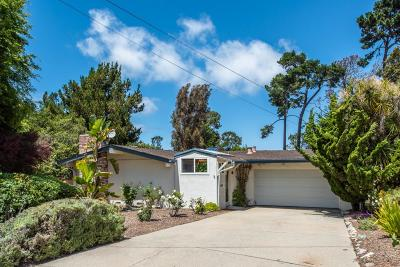 MONTEREY CA Single Family Home Contingent: $789,000
