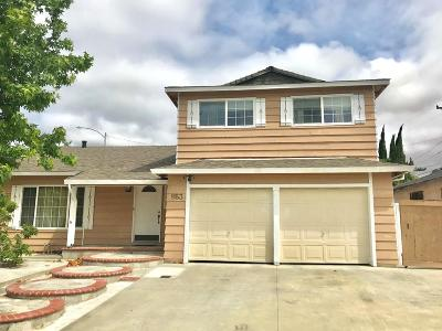 MILPITAS CA Single Family Home For Sale: $1,198,888