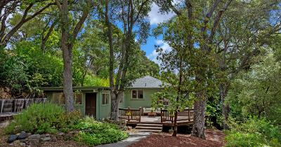Portola Valley Single Family Home For Sale: 465 Wayside Rd