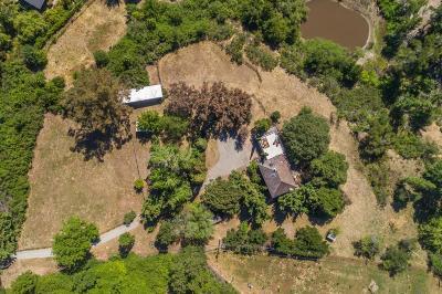 LOS GATOS Single Family Home Contingent: 25147 Radonich Rd