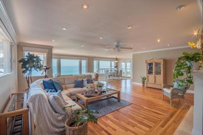 Santa Cruz County Single Family Home For Sale: 739 Seacliff Dr