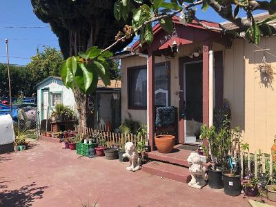 SAN JOSE Single Family Home For Sale: 1030 N 12th St