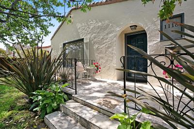 Redwood City Single Family Home For Sale