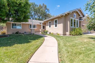 LOS GATOS Single Family Home For Sale: 309 Westhill Dr