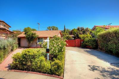 CUPERTINO Single Family Home For Sale: 18645 Ralya Ct