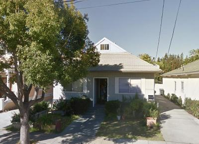 SAN JOSE Multi Family Home For Sale: 173 Clayton Ave