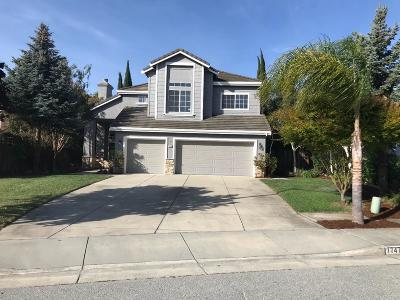MORGAN HILL Single Family Home For Sale: 17479 Belletto Dr